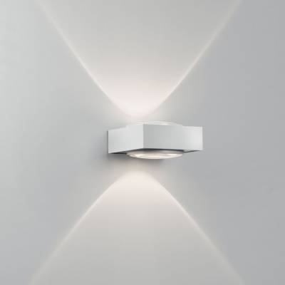 Vision Wall Lamp Técnico 1xQT14 60w W C white/Chrome