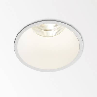 Deep Ringo Recessed ø8,1cm LED 1x7w 3000K Reflector 33º CRI>80 Black