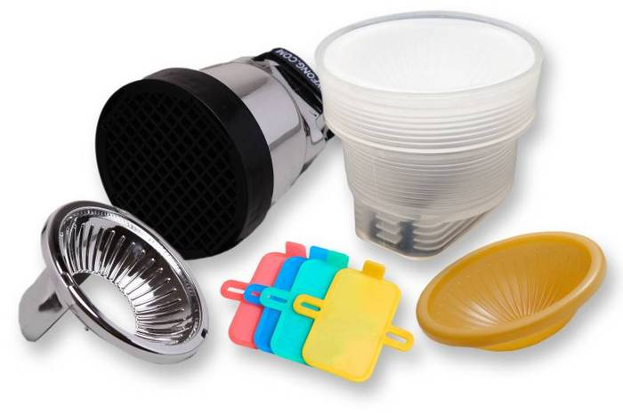 Lightsphere Collapsible Pro Kit