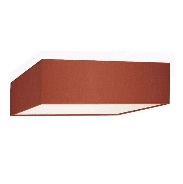 Square Plafón Rectangular95X25 Material rígido