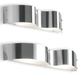Dona to 2540 Wall Lamp Niquel