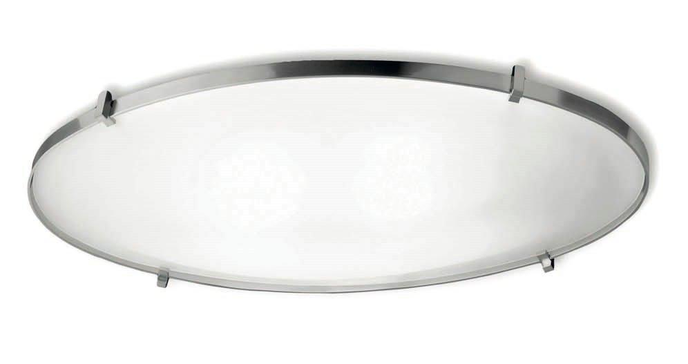 T 2121 ceiling lamp Niquel