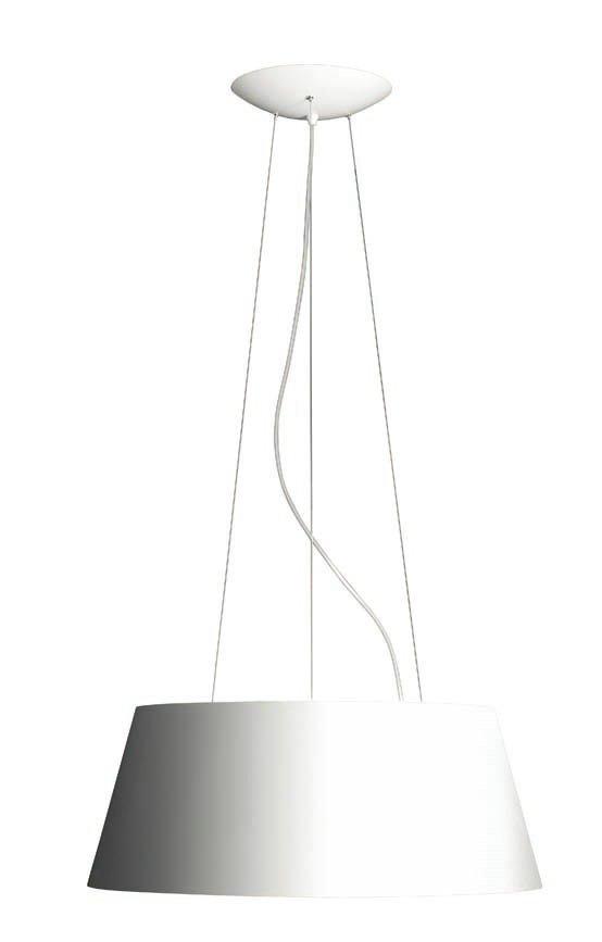 Poulpe T 2945 Pendant Lamp Black