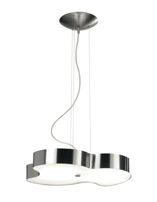 Dona T 2545 Pendant Lamp Niquel