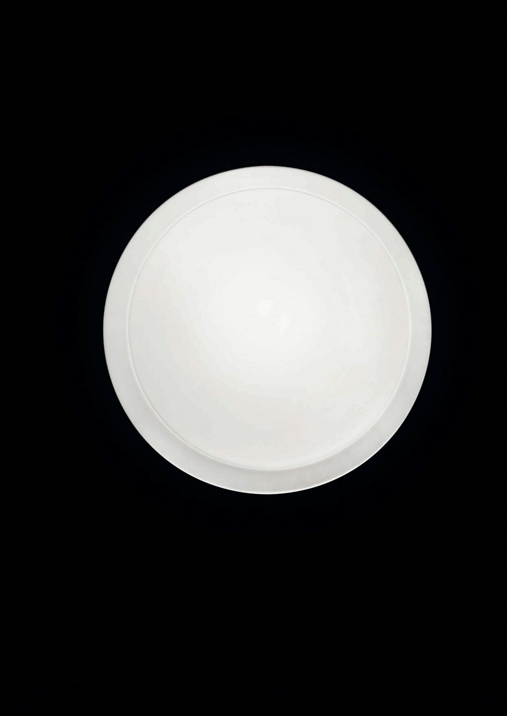 Dot T 2902 ceiling lamp white outdoor