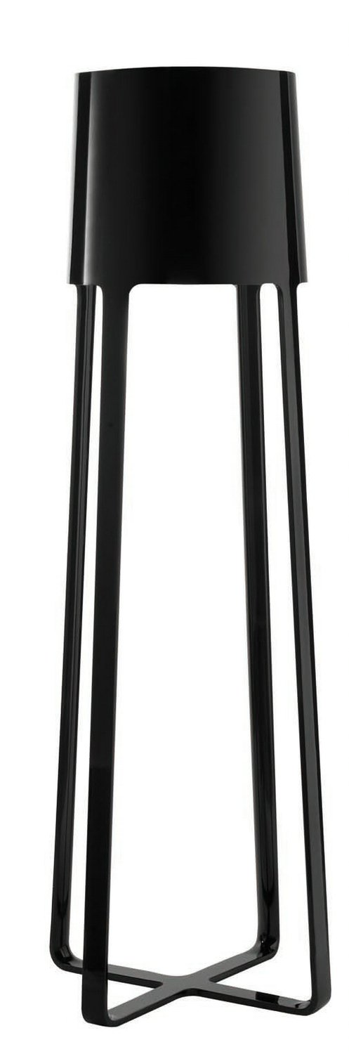 Poulpe P 2949 lámpara of Floor Lamp Black