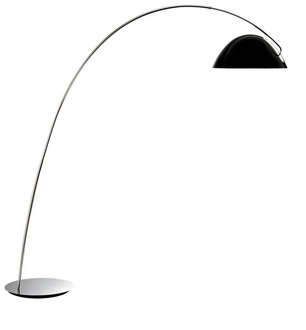 Pluma P 2959 lámpara of Floor Lamp with arm extensible with dimmer E27 25w Chrome