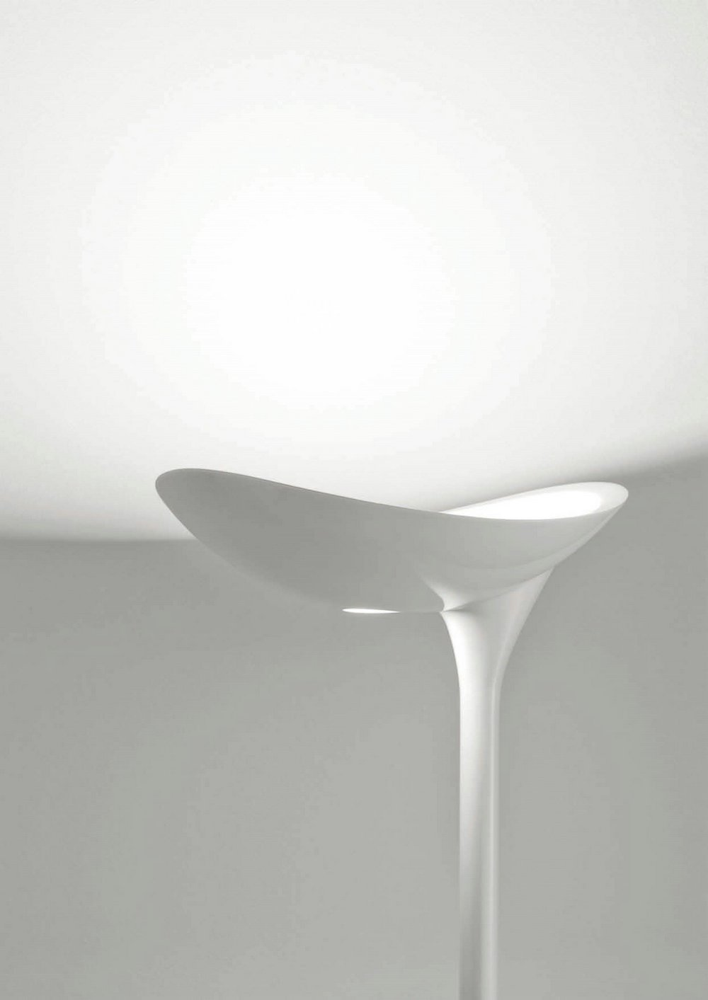 Flamingo P 2929 lámpara of Floor Lamp white Shiny