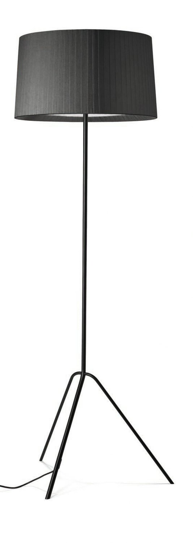 Maiden P 2828 lámpara of Floor Lamp Black