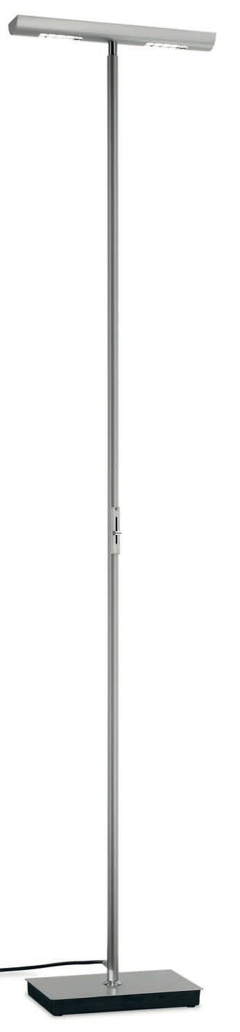 P 2455 lámpara of Floor Lamp 2xR7s 150w Niquel