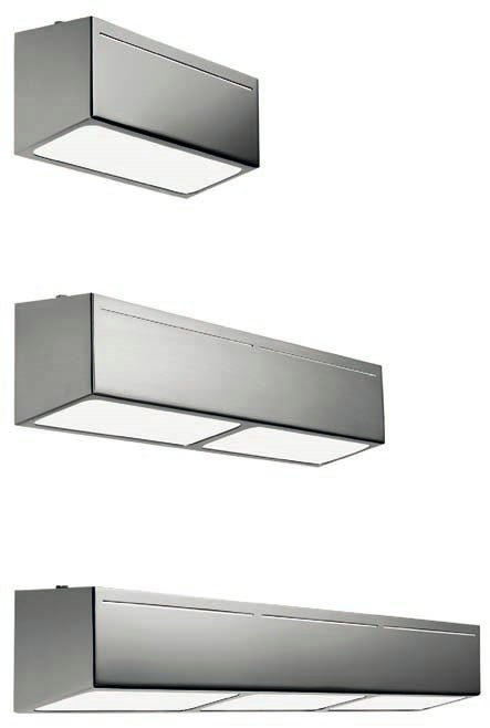 A 2303 Wall Lamp Chrome