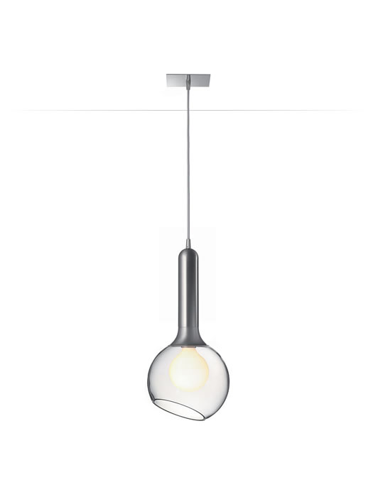Luck T 2443 lamp Pendant Lamp white