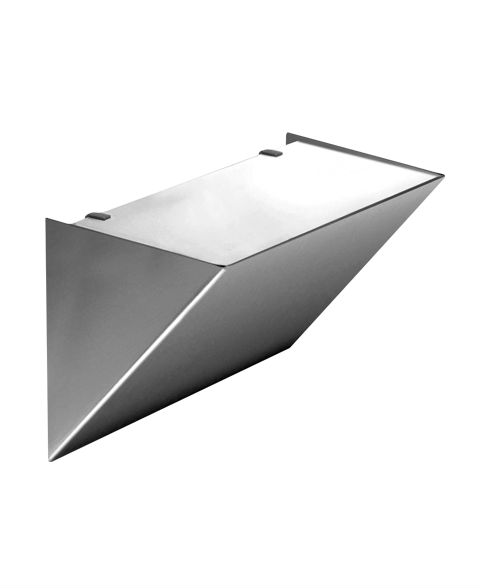 A 2038L Wall Lamp 14,5cm LED 8w 2700K Nickel