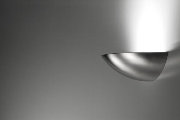 A 550 Wall Lamp 30cm R7s Eco 200w Nickel