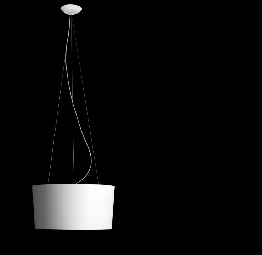 Dot T 2905 Pendant Lamp ø53cm E27 2x30w IP20 white