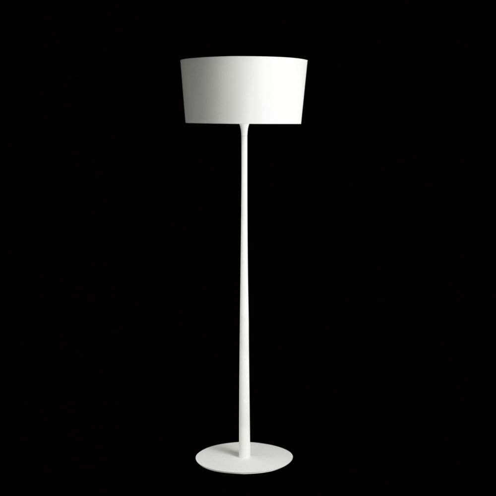 Dot P 2909 lámpara of Floor Lamp 170cm E27 2x30w IP20 white