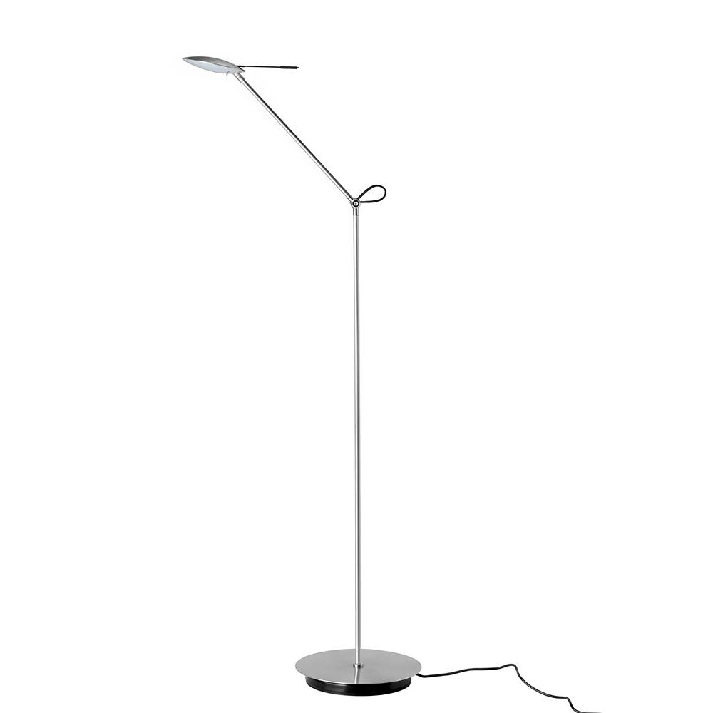 Moon P 3007 lámpara of Floor Lamp cable Black Nickel
