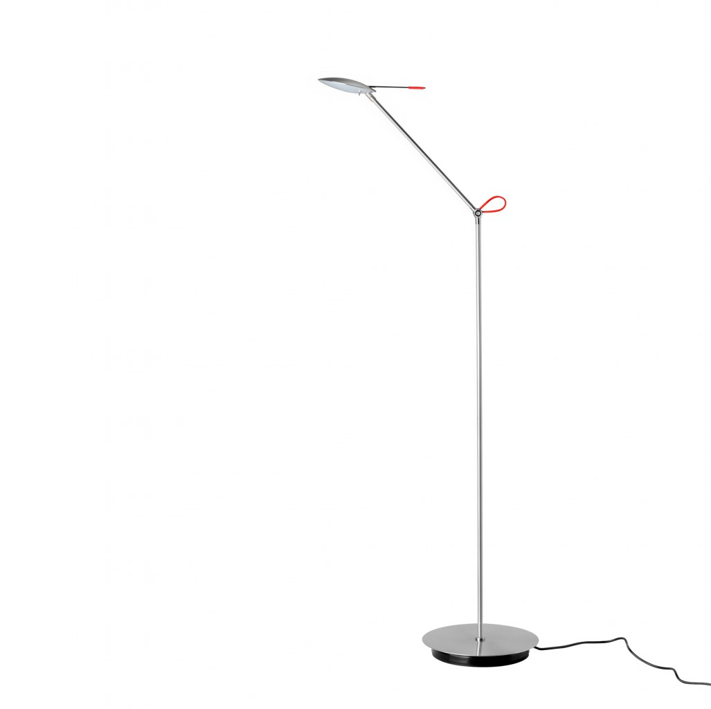 Moon P 3007 lámpara of Floor Lamp cable net Black