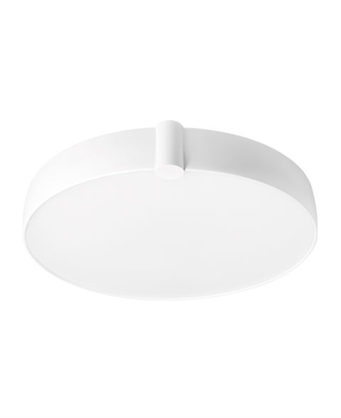 Siss T 3212A Plafón ø48cm LED 23w 2700K regulable - blanco mate