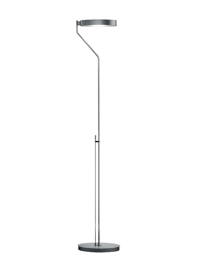 Venezia P 2538 lámpara of Floor Lamp 185cm R7s 200w Nickel