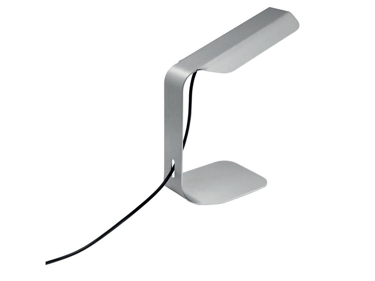 Folio M 3245 Table Lamp Anodized Silver