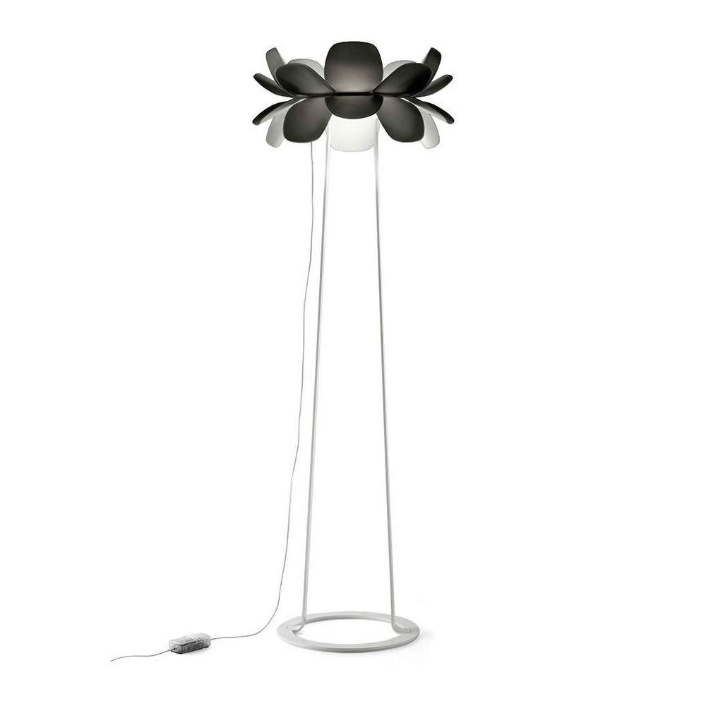 Infiore P 5809 lámpara of Floor Lamp Grey