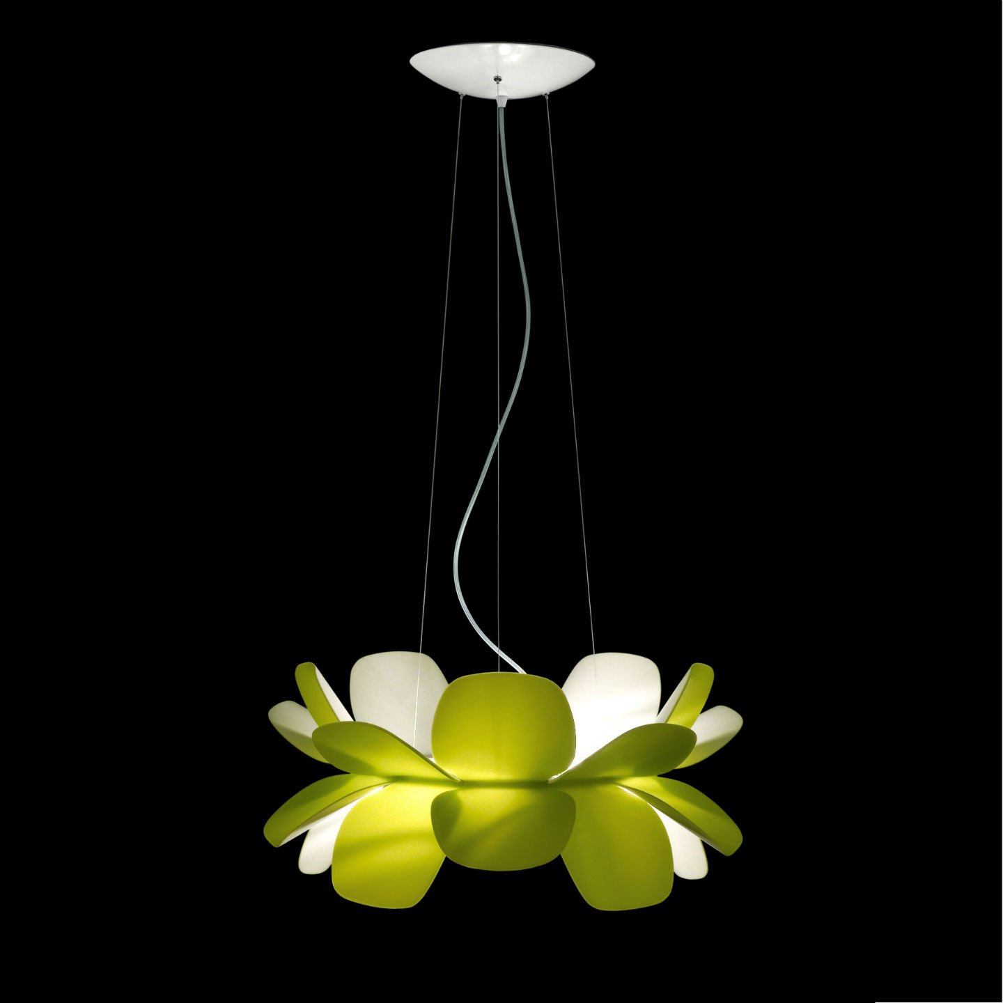 Infiore T 5805 Pendant Lamp ECO 120W Grey