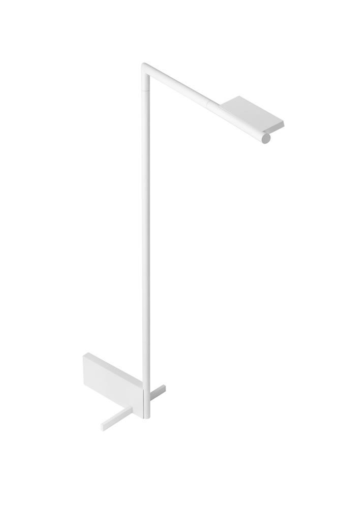 Kant P 3268 lámpara di Lampada da terra LED 8w bianco