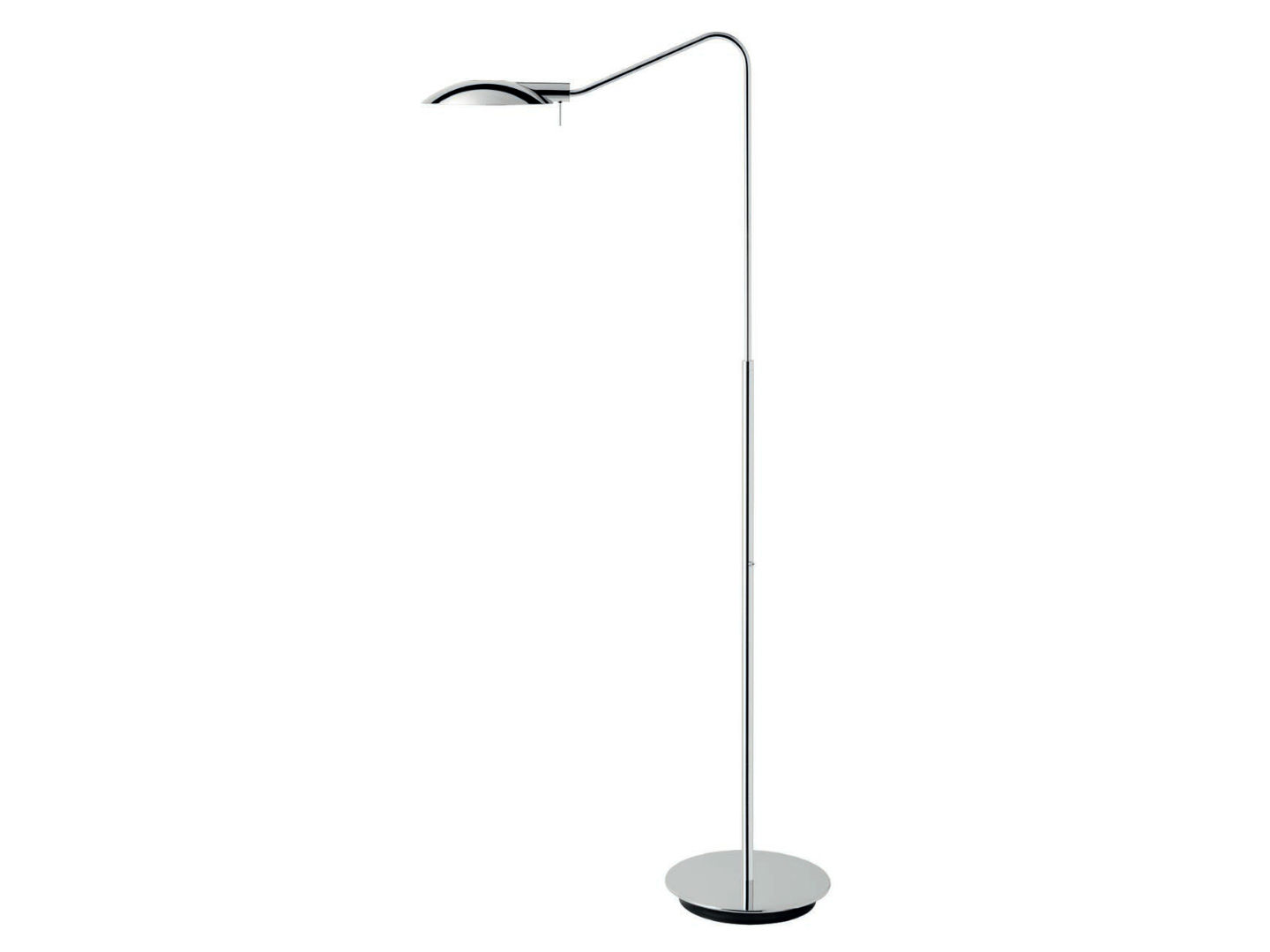 P 1062 lámpara of Floor Lamp telescópica LED 1x8w dimmable 2700K Gold 24K