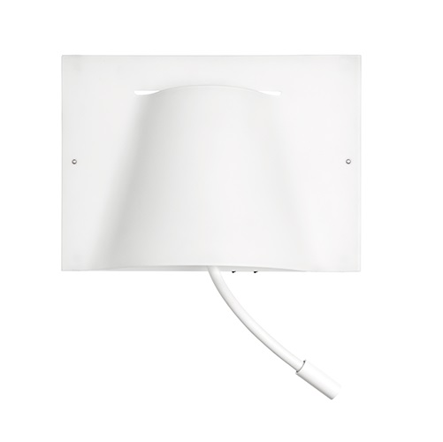 Carpet to 2911 Wall Lamp E27 20W 230V + Reading white