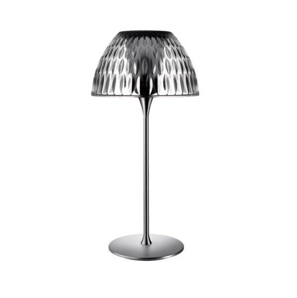 E-Llum Table Lamp Nickel mate