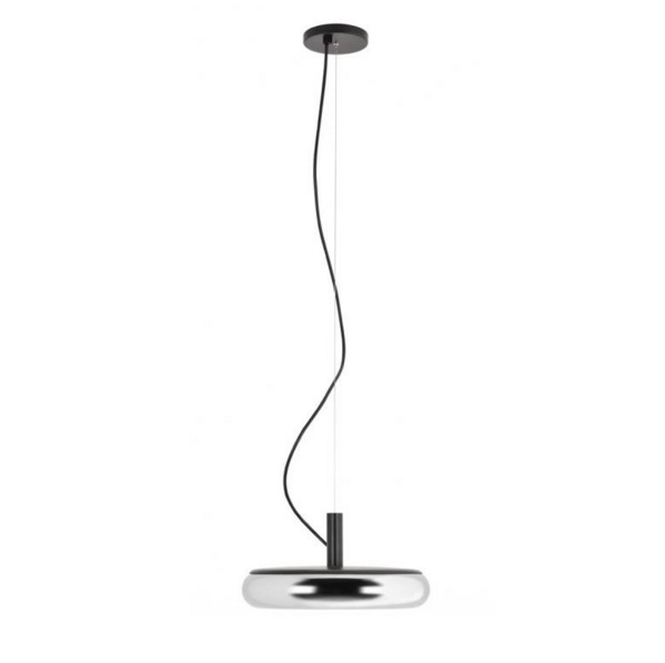 Emma lamp Pendant Lamp metalico Chrome 17,5W