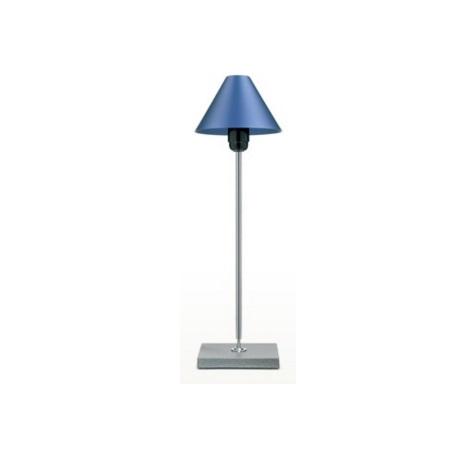 Gira 1978 Lampe de table Bleu noche Anodisé