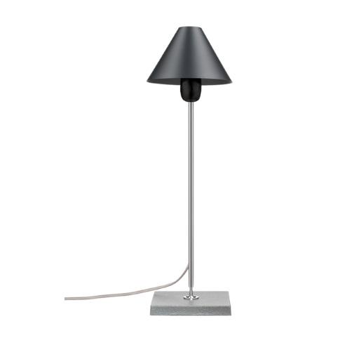 Gira 1978 Lampe de table Noir Anodisé