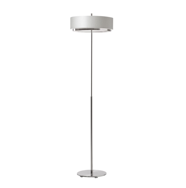Iris P 2718 Floor Lamp E27 3x100W Chrome