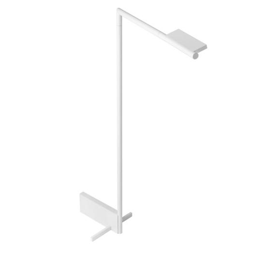 Kant lampe von Stehlampe weiß