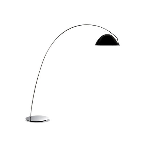 Pluma P 2959 Floor Lamp Chrome