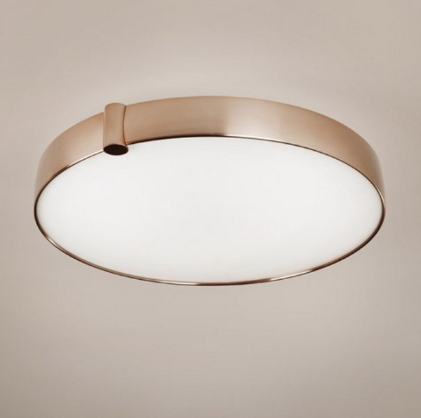 Siss T 3212L Plafon Copper ø48cm LED