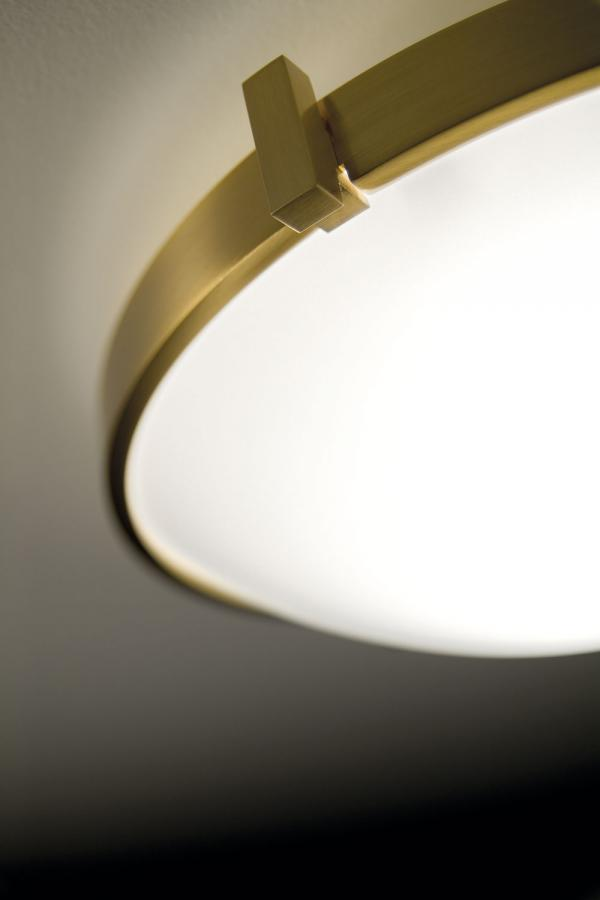 T 2124L Plafon Gold Satin 24K LED