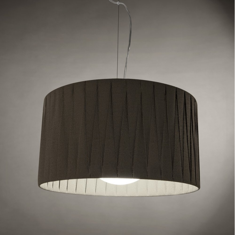 Twili T 3345 Pendant Lamp lampshade ceniza