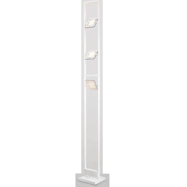Odisea Floor Lamp 3x9,5w 700 Lumens 3000k white