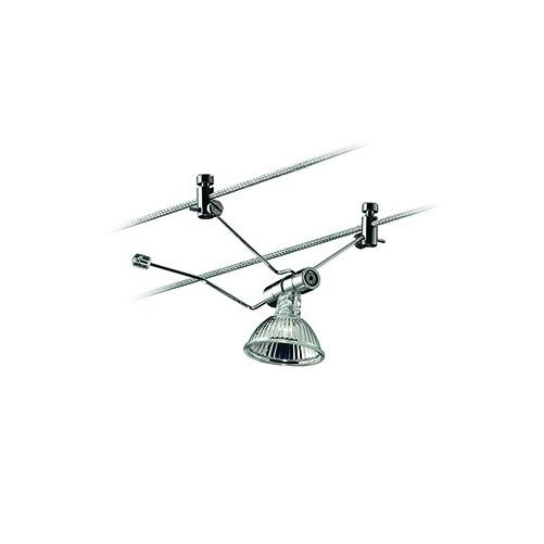 Kable 12 projetor Galada QR-CB GU5,3 Cromo
