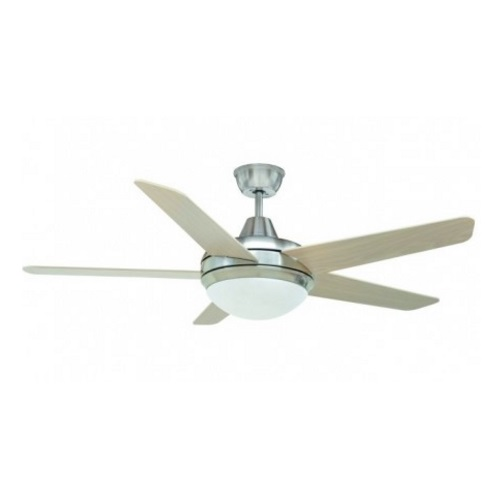 Vento Fan LED 1*17W 3000K Wood beech