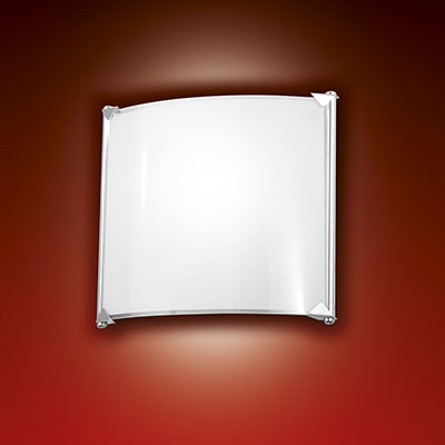 Brixi Wall Lamp LED16W W.W.WHITE L.26X25