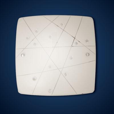 Domino Plafón blanco L.40