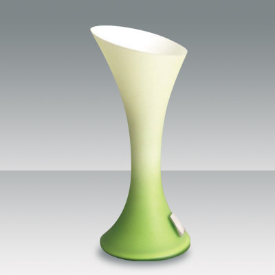 Nikita Table Lamp Green Apple Touch DIMM