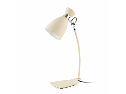 Retro Table Lamp beige E14 20w
