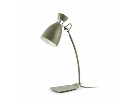 Retro Table Lamp Green E14 20w