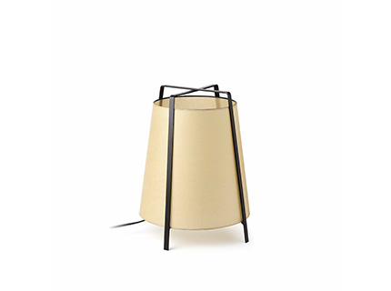 Akane P Table Lamp beige E27 20w