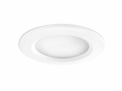 Dana Empotrable blanco LED 12w 5000K